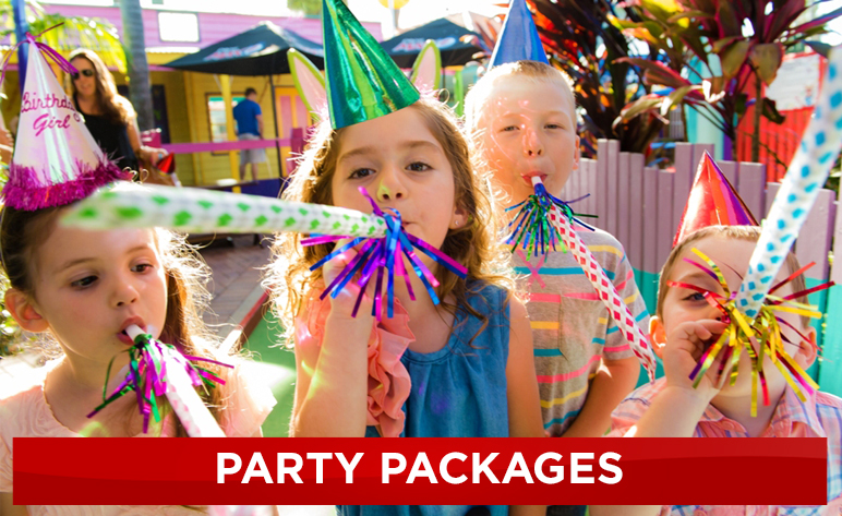 Kid S Parties Gold Coast Putt Putt Mermaid Beach